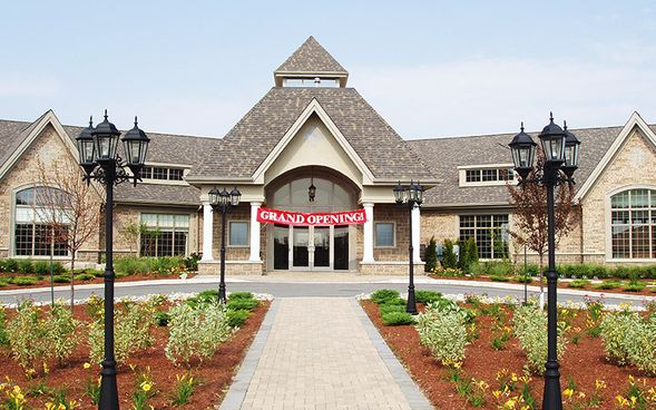 stonecroft seniors recreational complex